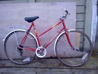 Vintage Peugeot racer bike..Ideal singlespeed conversion