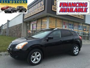 2010 Nissan Rogue SL AWD LEATHER SUNROOF, BLUETOOTH, ALLOYS.