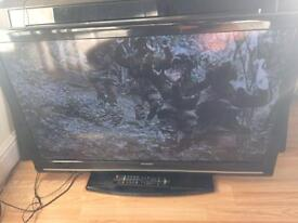 Sharp 40inch LCD full hd with freeview