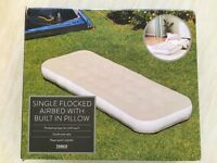 Brand new single air bed