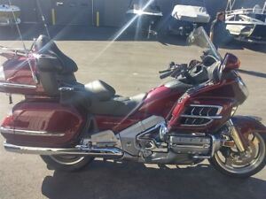 2009 Honda GL1800AL Goldwing
