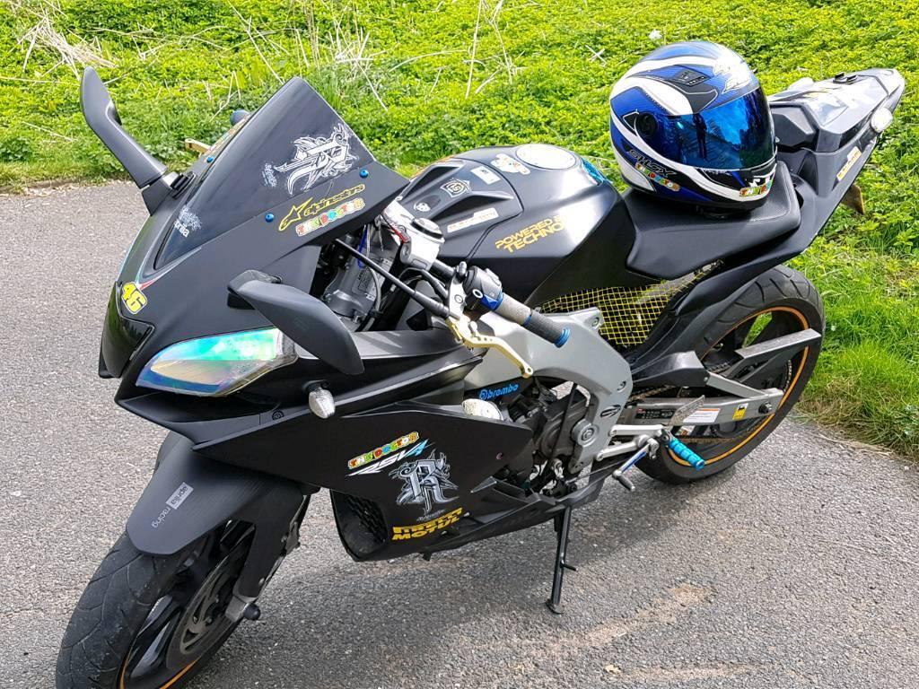 Aprilia Rs4 125 Modded In Stafford Staffordshire Gumtree Moded Suzuki Bikes