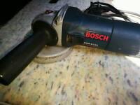 Bosch gws 8-115 professional grinder