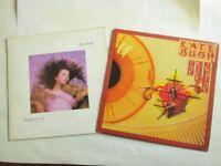 Kate Bush Vinyl LPs