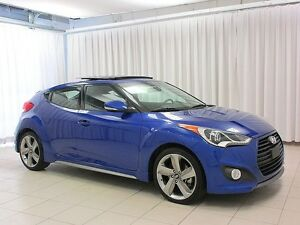 2015 Hyundai Veloster TURBO 4DR HATCH 4PASS