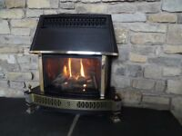 MAINFLAME, LIVING FLAME EFFECT, GAS FIRE