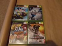XBOX ORIGINAL GAMES £1 EACH
