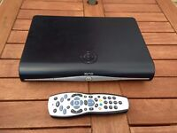 Sky+ HD Box with Remote in Full Working Order