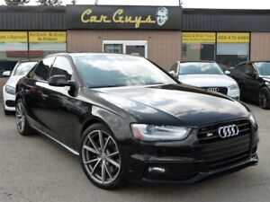 2015 Audi S4 3.0T Progressiv Plus - Supercharged, Nav, S-Tronic