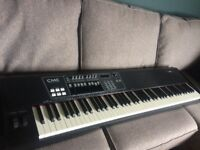 Fully weighted-key Midi Keyboard & Controller