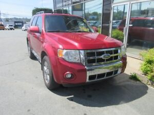 2008 Ford Escape LIMITED V6  AWD LEATHER SUNROOF