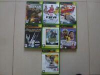 Xbox original games (x7) bundle (perfect condition) - Great Birthday, Christmas, Wedding Present