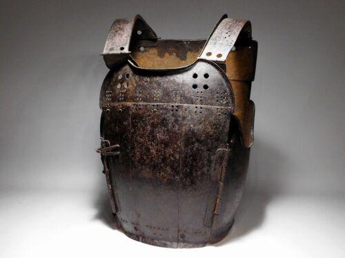 SUPERB TETSU_YUKINOSHITADO Iron Armor 16th Century Japanese Original Yoroi