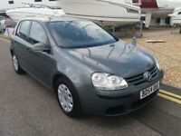 VW GOLF 2004 MK5 LOW MILEAGE JUSH SERVICED.
