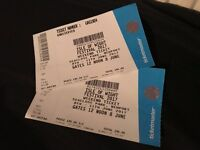 2 WEEKEND TICKETS FOR ISLE OF WIGHT FESTIVAL