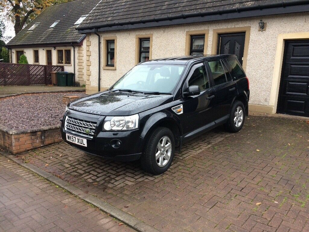 Land Rover freelander 2 GS