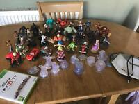 Large Disney infinity collection