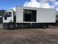 IVECO 180E23, 18 TON, MANUAL FUEL PUMP ENGINE, MANUAL BOX, ONLY 52000 MILES THIS IS A ONE OFF!!!!