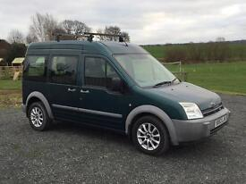 2004 Ford Toureno Connect 1.8 tdci like a multispace but better.