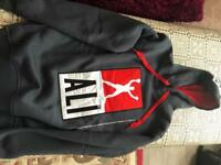 Mohammed Ali hoodie and bottom