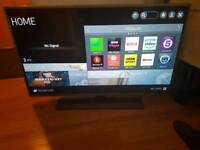 LG 42 inches smart tv