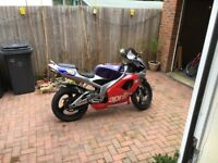 Aprilia RS 125 Rossi replica