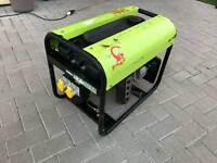 PRAMAC ES3000 petrol generator110V outlets 2.6kw HONDA GX160 engine