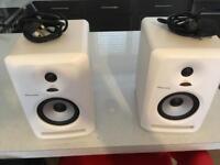 Pioneer dj speakers s-dj50x