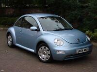 EXCELLENT EXAMPLE!!! 2004 VOLKSWAGEN BEETLE 1.6 Hatchback 3dr, LONG MOT, WARRANTY