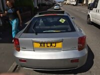 Totally Celica Private Plate, leather interior 1.8vvti