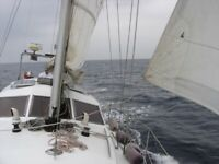 SAIL BOAT WANTED - MUST BE SUITABLE FOR OCEAN CROSSINGS