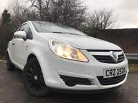 Vauxhall Corsa S 1 Litre Petrol 2011 Full Years Mot Only 60k On Clock Drives Great Good Condition!!!