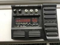 Zoom GFX-707 Guitar Effects Processor