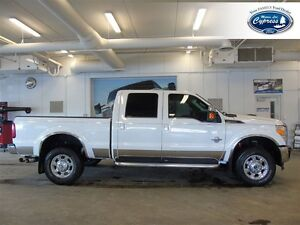 2014 Ford F-350 Lariat Fog Lamps  Bluetooth Hands-Free Calling