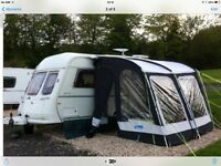 CARAVAN PORCH AWNING (KAMPA RALLY 260 pro)