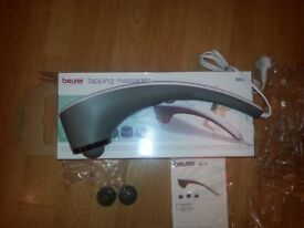 BEURER TAPPING MASSAGER