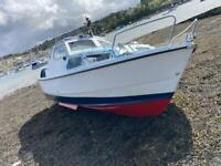 Seamax 23 boat