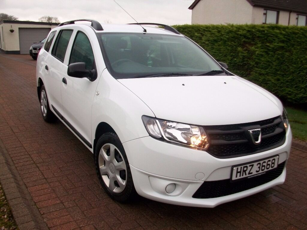 mar 2014 dacia logan mcv ambiance only 24 000 miles in. Black Bedroom Furniture Sets. Home Design Ideas