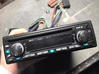 Rock car CD stereo system