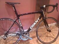 Giant TCR Advanced 2 Full Carbon Road Bike (Ultegra)