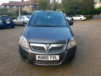 Quick sale 2010 automatic Vauxhall Zafira Elite PCO welcome