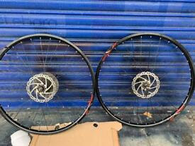Wheel Gain 27.5