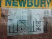 newbury railings and driveway gates