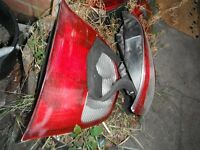 CAR PARTS , ROVER 25/MG ZR / ZS ETC , BOTH REAR LIGHTS BOTH COMPLETE WITH BACKS FITTINGS BULBS