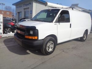 2008 Chevrolet Fourgonnette Express utilitaire CARGO