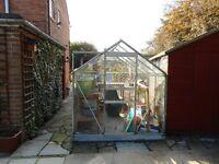 greenhouse aluminium