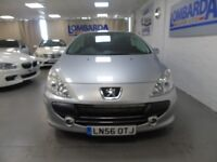 Peugeot 307cc Lovly Spec, Leather seats, Parking Aid ect..GREAT RICE