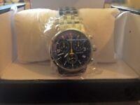 Tissot Couturier Men's Stainless Steel Bracelet Watch