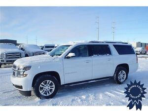 2016 Chevrolet Suburban LS, Pass-Thru Seating, Seats 9, 31365 KM