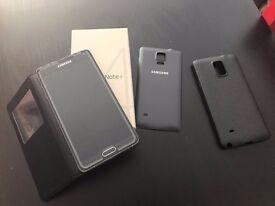 Samsung Galaxy Note 4 Unlocked Black 32Gb VGC